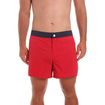 textil Herr Badbyxor och badkläder Colmar 7242 1QF Röd