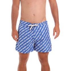 textil Herr Badbyxor och badkläder Colmar 7246 5SI Blå