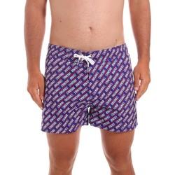 textil Herr Badbyxor och badkläder Colmar 7246N 3TH Violett