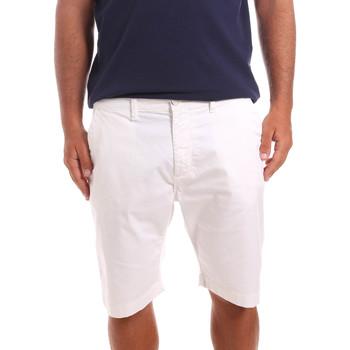 textil Herr Shorts / Bermudas Sseinse PB739SS Vit