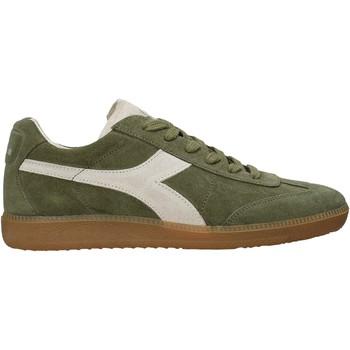 Skor Herr Sneakers Diadora 201173365 Grön