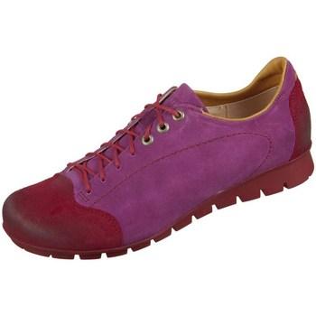 Skor Dam Sneakers Think Menscha Lila, Rödbrunt