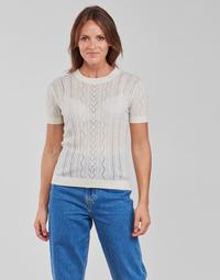 textil Dam Blusar Betty London PAVARI Vit