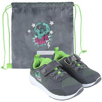 Skor Pojkar Sneakers Avengers 2300004616 Gris