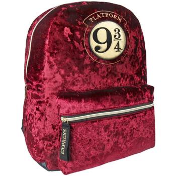 Väskor Flickor Ryggsäckar Harry Potter 2100002774 Rojo