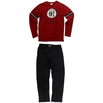 textil Pyjamas/nattlinne Harry Potter 833-436 Rojo