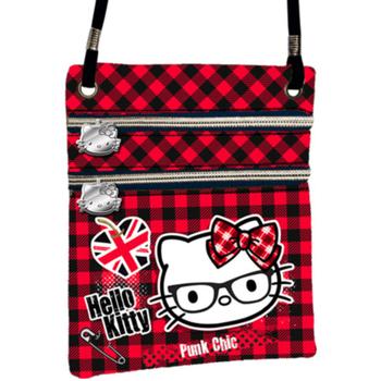 Väskor Dam Axelremsväskor Hello Kitty 41563 Rojo