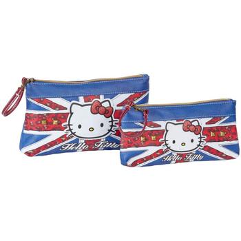 Väskor Dam Småväskor Hello Kitty 45431 Azul