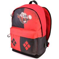 Väskor Barn Ryggsäckar Harley Quinn 39422 Rojo