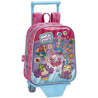 Väskor Flickor Ryggsäckar Mojipops 611977280 Rosa