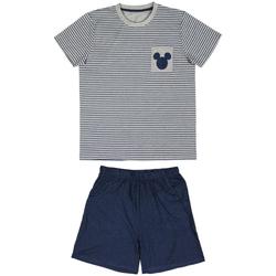 textil Herr Pyjamas/nattlinne Disney 2200005280 Gris