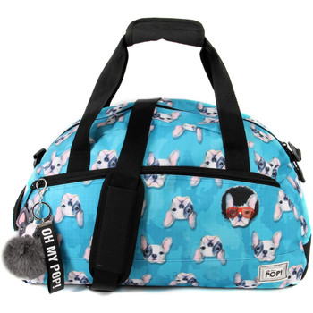 Väskor Dam Sportväskor Oh My Pop 39235 Azul