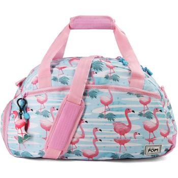 Väskor Flickor Sportväskor Oh My Pop 38155 Rosa