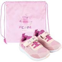 Skor Flickor Sneakers Peppa Pig 2300004618 Rosa