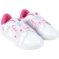 Skor Flickor Sneakers Peppa Pig 2300004407 Blanco