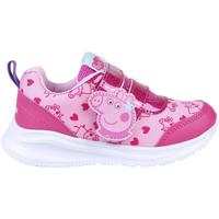 Skor Flickor Sneakers Peppa Pig 2300004729 Rosa