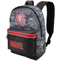 Väskor Barn Ryggsäckar Spiderman 617 Gris