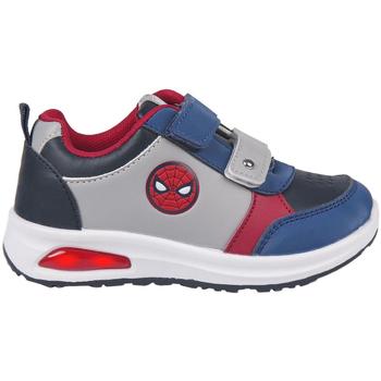 Skor Pojkar Sneakers Spiderman 2300004803 Gris