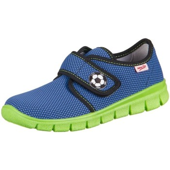 Skor Barn Sneakers Superfit Bobby Water Kombi Textil Blå