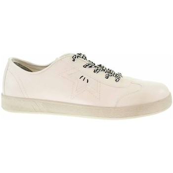 Skor Dam Sneakers Jana 882360926107 Krämiga