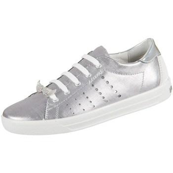 Skor Barn Sneakers Ricosta Milou Silver