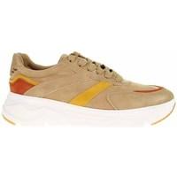 Skor Dam Sneakers S.Oliver 552365735357 Vit, Gula, Beige