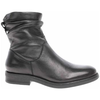 Skor Dam Boots S.Oliver 552535725001 Svarta