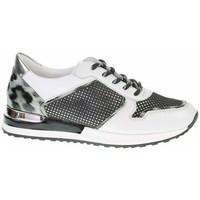 Skor Dam Sneakers Remonte Dorndorf R251281 Vit, Svarta
