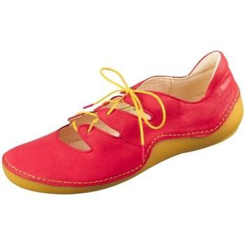 Skor Dam Sneakers Think Kapsl Fire Röda