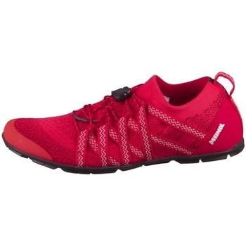 Skor Dam Sneakers Meindl Pure Freedom Röda