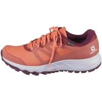 Skor Dam Sneakers Salomon Trailster 2 Gtx W Orange