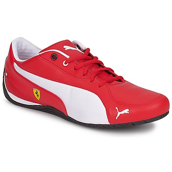 Skor Herr Sneakers Puma DRIFT CAT 5 SF Röd