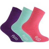 Underkläder Flickor Sportstrumpor Floso  Rosa/lila/teal