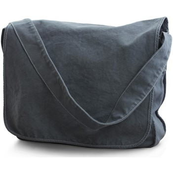 Väskor Pojkar Axelremsväskor Bags By Jassz CA37309MB Denim blå