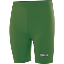 textil Dam Shorts / Bermudas Rhino RH10B Flaskegrön
