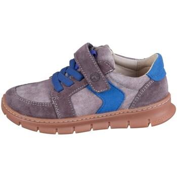 Skor Barn Sneakers Ricosta Silas Blå, Beige, Bruna