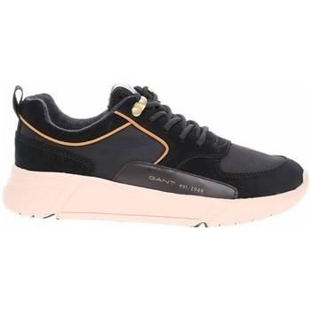 Skor Dam Sneakers Gant Cocoville Svarta, Rosa