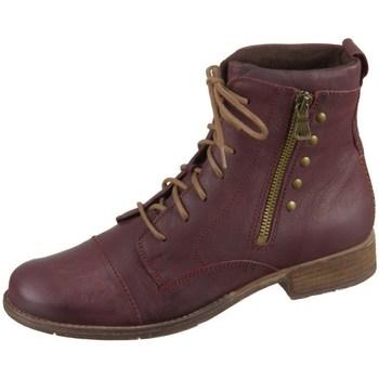 Skor Dam Boots Josef Seibel Sienna 30 Rödbrunt