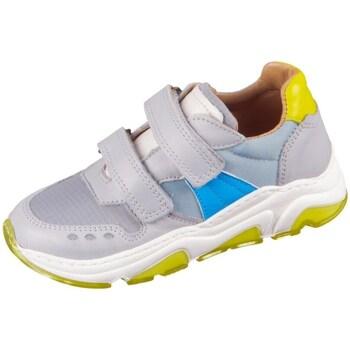 Skor Barn Sneakers Bisgaard 407301211530 Gråa, Blå, Gula