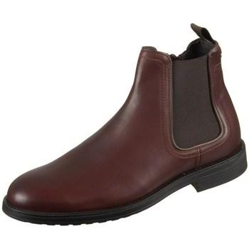 Skor Herr Boots Bullboxer 694K40793ADKBWSU10 Bruna
