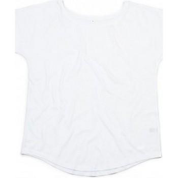 textil Dam T-shirts Mantis M91 Vit