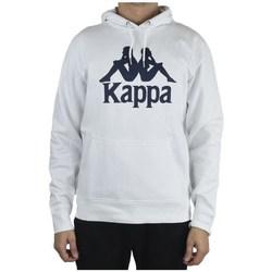 textil Herr Sweatshirts Kappa Taino Hooded Vit
