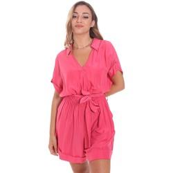 textil Dam Uniform Gaudi 111BD25041 Rosa
