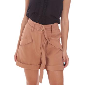 textil Dam Shorts / Bermudas Gaudi 111BD25033 Brun