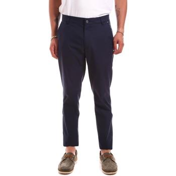 textil Herr Byxor Colmar 0505W 8RR Blå