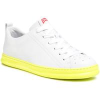 Skor Herr Sneakers Camper K100226-063 Vit