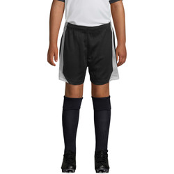 textil Pojkar Shorts / Bermudas Sols OLIMPICO KIDS pantalón corto Negro