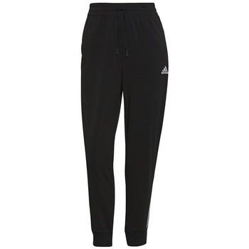 textil Dam Joggingbyxor adidas Originals W 3STRIPES SJ C 78PT Svarta