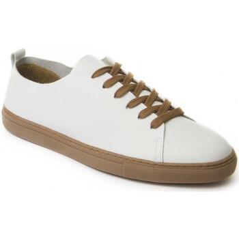 Skor Herr Sneakers Montevita 71859 WHITE