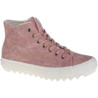 Skor Dam Höga sneakers Big Star Shoes Big Top Rose